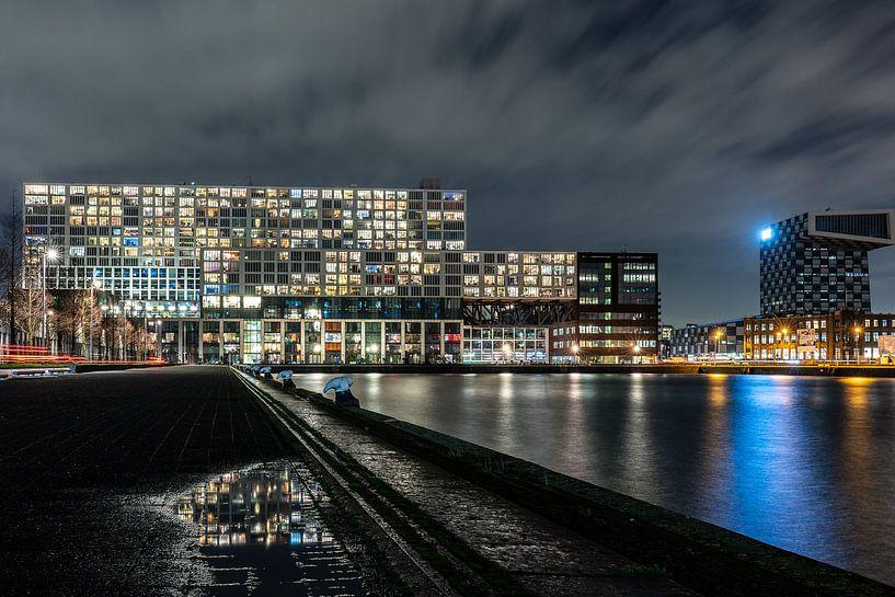 Schiecentrale Rotterdam van Jeroen Kleiberg