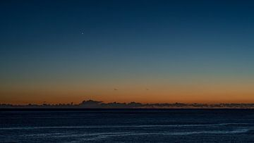 Net na zonsondergang op Madeira sur Hans Kool