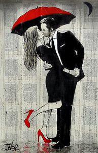 THE KISSING RAIN