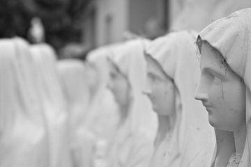Beelden van Maria van Merlijn Kerklaan