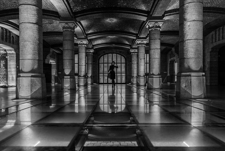 Tour & Taxis, balletversie. van Werner Lerooy