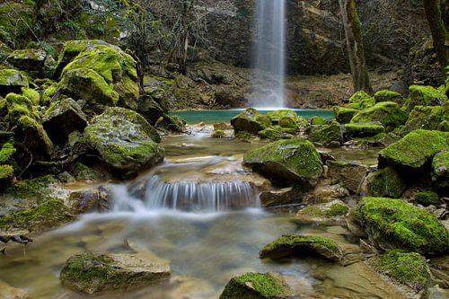 Wonderful waterfalls  van
