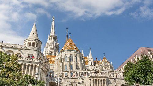 Stadsgezicht Boedapest