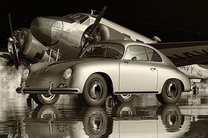 Der Porsche 356 Ein ikonisches Auto