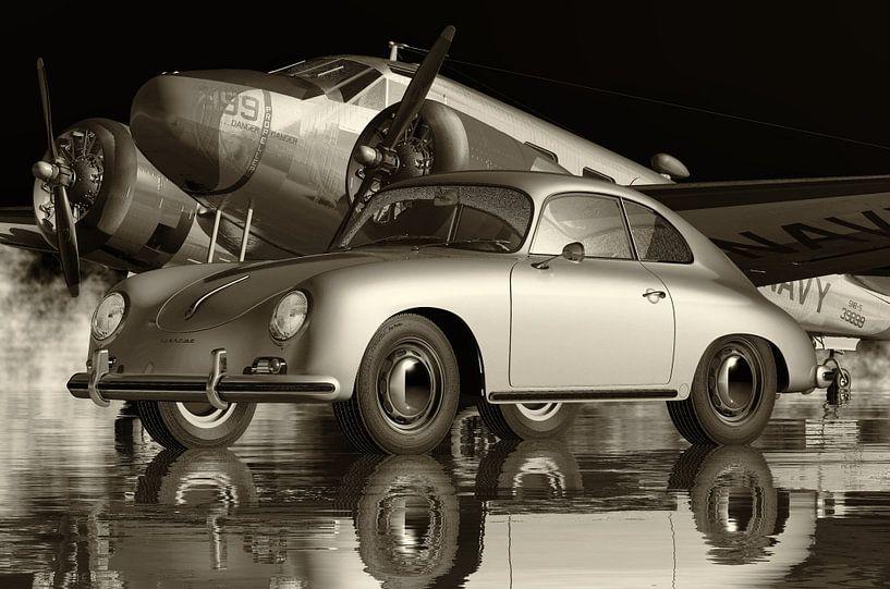 Der Porsche 356 Ein ikonisches Auto von Jan Keteleer