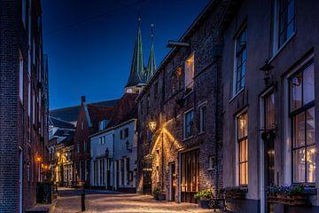 Roggestraat Deventer van Karel Frieswijk