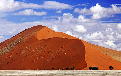 Düne im Sossusvlei, Namibia