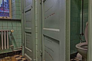 "Urbex Institut Médical du Dr. Valcke ""Die Toilette """