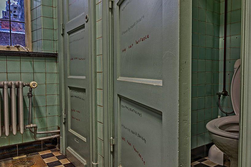 "Urbex Institut Médical du Dr. Valcke ""Die Toilette "" von Christophe Fruyt"