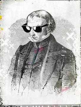Vintage sunglasses van Teis Albers