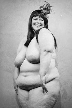 Sehr schöne voll nackte Frau. #D8871 von william langeveld