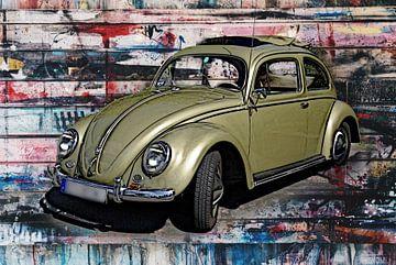 Een VW Kever uit 1956 van Berthold Werner