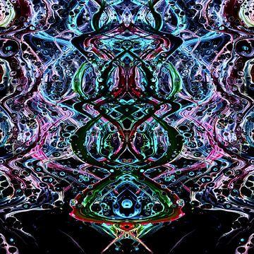 Organismus XXXIV von Maurice Dawson