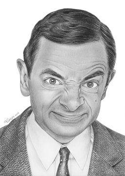 Mr Bean von Tamara Witjes