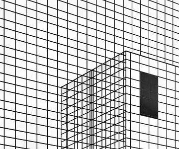 Graphic facade 2 sur Greetje van Son