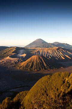 Vulkan Bromo, Indonesien von Jeffrey Schaefer