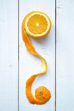Sinaasappel van Wilma Van beekhuizen