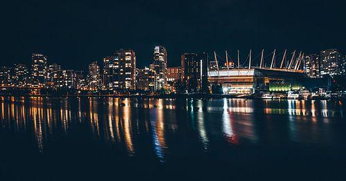 Skyline Vancouver van Joris Pannemans