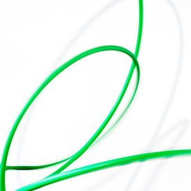 Bewegend groen 1 van Cor Ritmeester