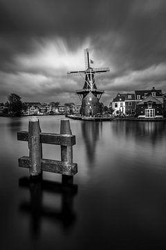 Windmühle De Adriaan von Jens Korte