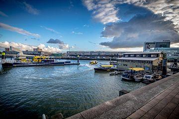 Rotterdamse Watertaxi van Henri van Avezaath