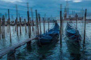 Venetië 8 van Jeroen Jazet