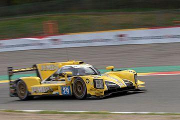 Total 6h of Spa, Racing Team Nederland Dallara p217 van Rick Kiewiet