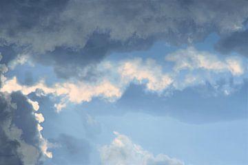 Wolkeenheid van Marije Zwart