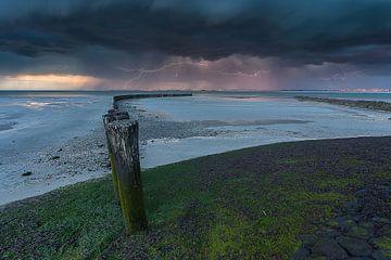 Lightning Show van Harold van den Berge