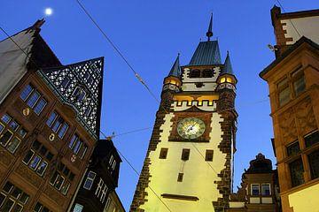 Martinstor Freiburg van Patrick Lohmüller