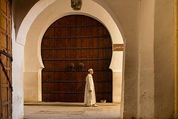 Marokkaan in Fez van Paula Romein