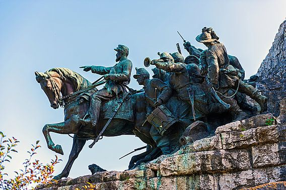 The Statue van Brian Morgan