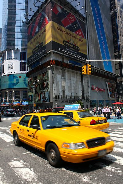 Time Square van Menno Heijboer
