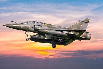 Dassault Mirage 2000 van