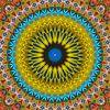 Mandala Art  35 a von Marion Tenbergen Miniaturansicht