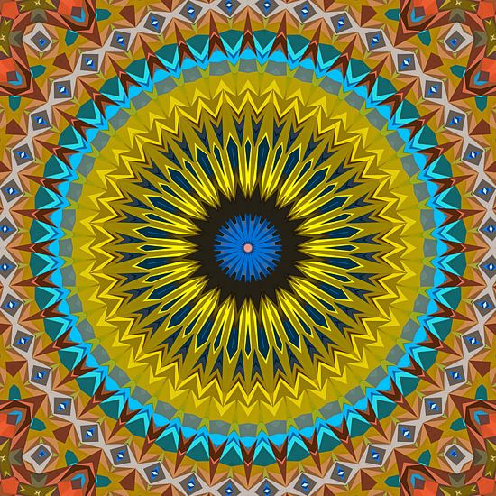 Mandala Art  35 a