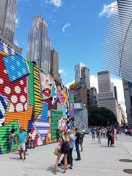 Manhattan Colors van Renate Ridderhof