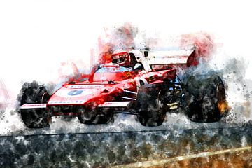 Clay Regazzoni Jump von Theodor Decker