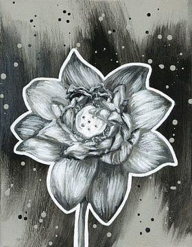Lotus, Tag und Nacht von ART Eva Maria