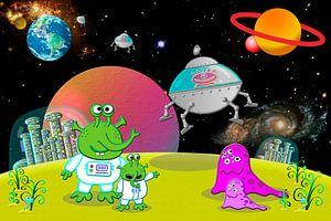 Weltraumfreunde