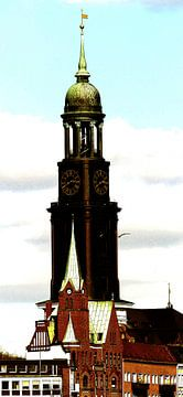 De Michel en de Zweedse kerk van Peter Norden