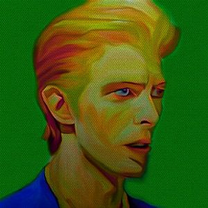 My name is David Bowie 1970