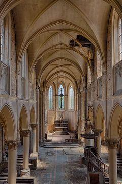 Urbex: Blaue Christuskirche von Carola Schellekens