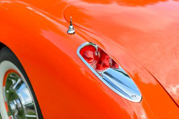 Klassisches Sportauto Chevrolet Corvette C1 von Sjoerd van der Wal