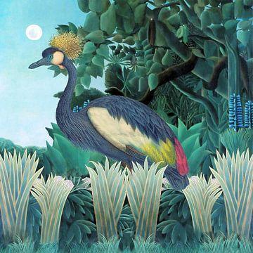Bird in Paradise von Marja van den Hurk