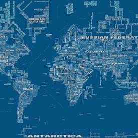 Wereld- en landkaarten collectie