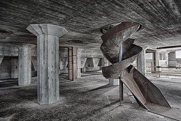 Meelfabriek Leiden van Robert van den Eijk