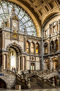 De Hemelpoort van Antwerpen van