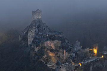 Burg Manderscheid in der Eifel von Dieter Beselt
