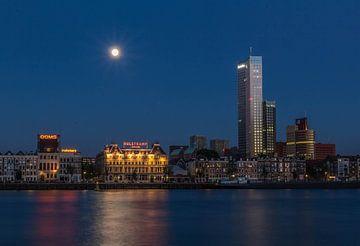 Maastoren Rotterdam van Peter Hooijmeijer